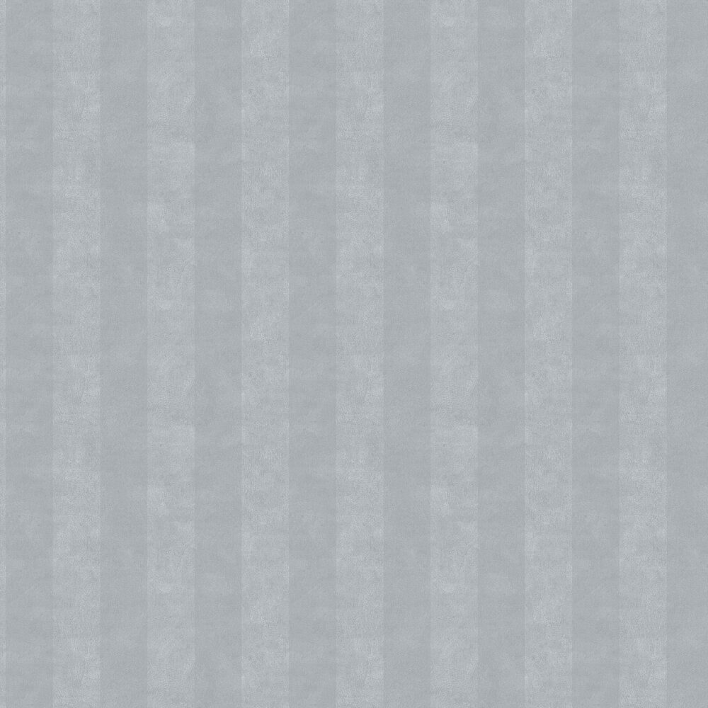 Boråstapeter Chalk Stripe Grey Blue Wallpaper - Product code: 6872