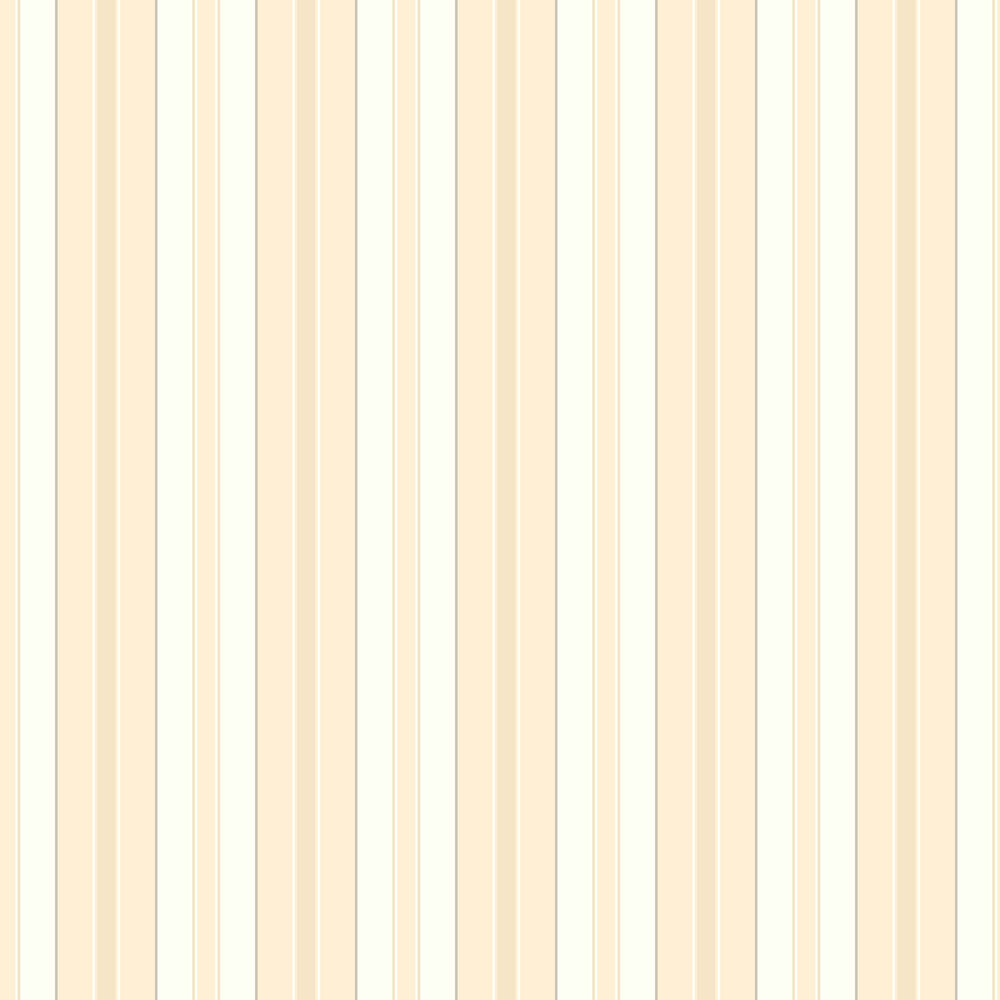 Boråstapeter Stockholm Stripe White,Yellow and Gold Wallpaper - Product code: 6879