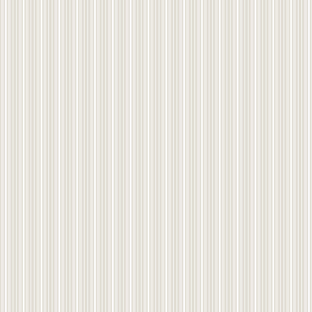 Boråstapeter Noble Stripe Beige and White Wallpaper - Product code: 6883