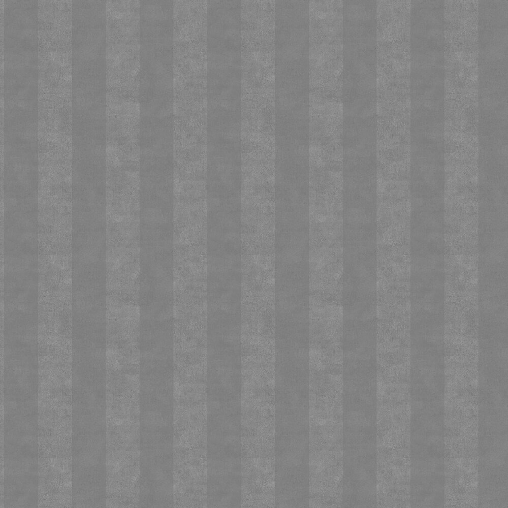Boråstapeter Chalk Stripe Dark Grey Wallpaper - Product code: 6873
