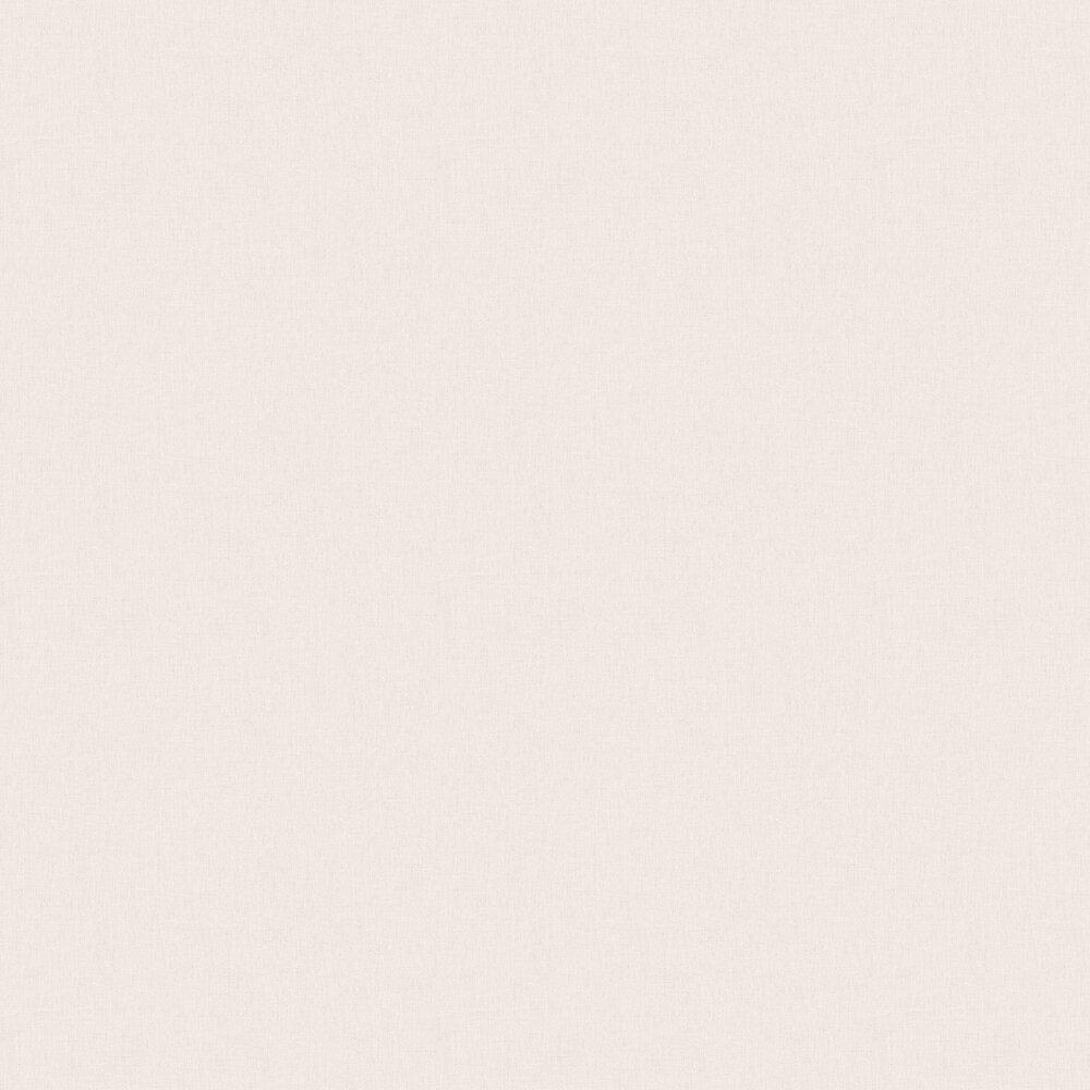 Linen Wallpaper - Clear Beige - by Caselio