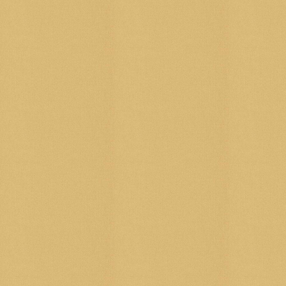 Linen Wallpaper - Orange - by Caselio