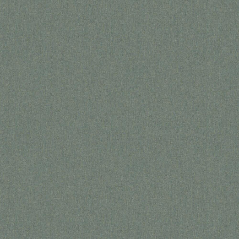 Caselio Linen Blue Gold Wallpaper - Product code: LINN68526320