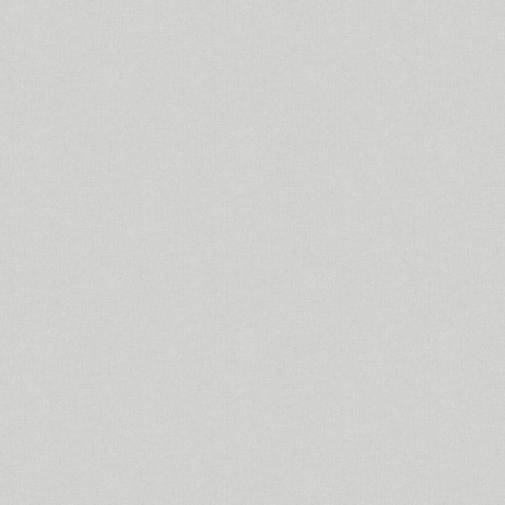 Linen Wallpaper - Soft Grey - by Caselio