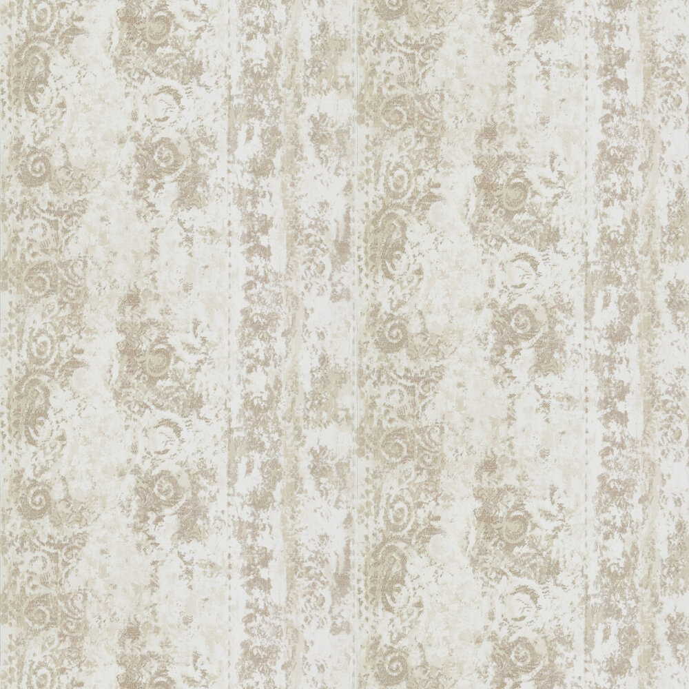 Pozzolana Wallpaper - Limestone - by Anthology