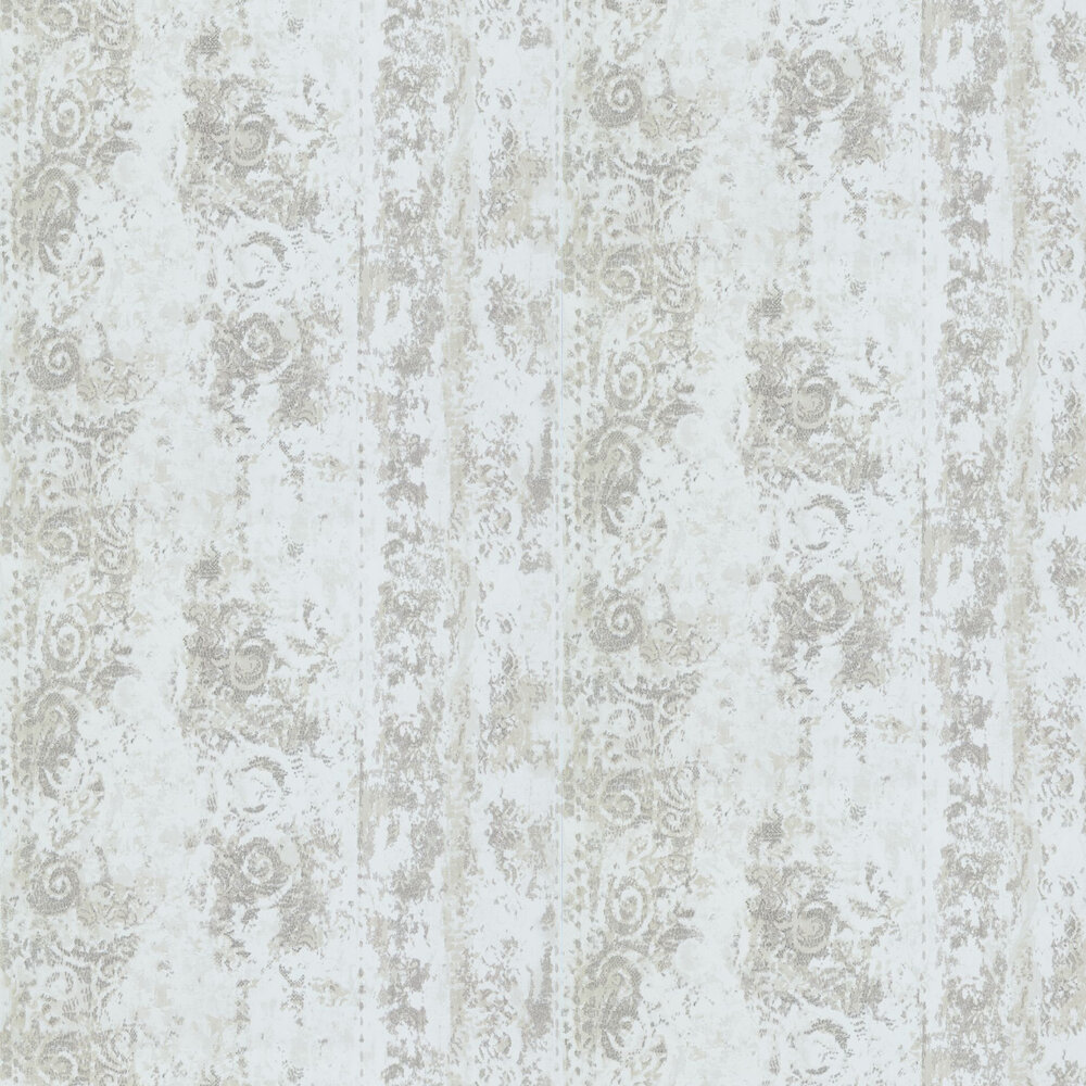 Pozzolana Wallpaper - Concrete - by Anthology