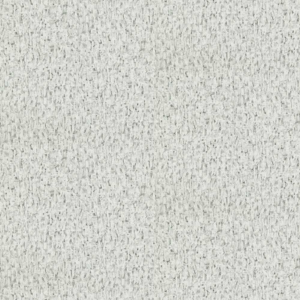 Zircon Wallpaper - Carrara and Silver Ore - by Anthology