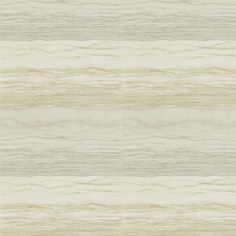 Metamorphic Wallpaper - Alabaster and Sandstone - by Anthology