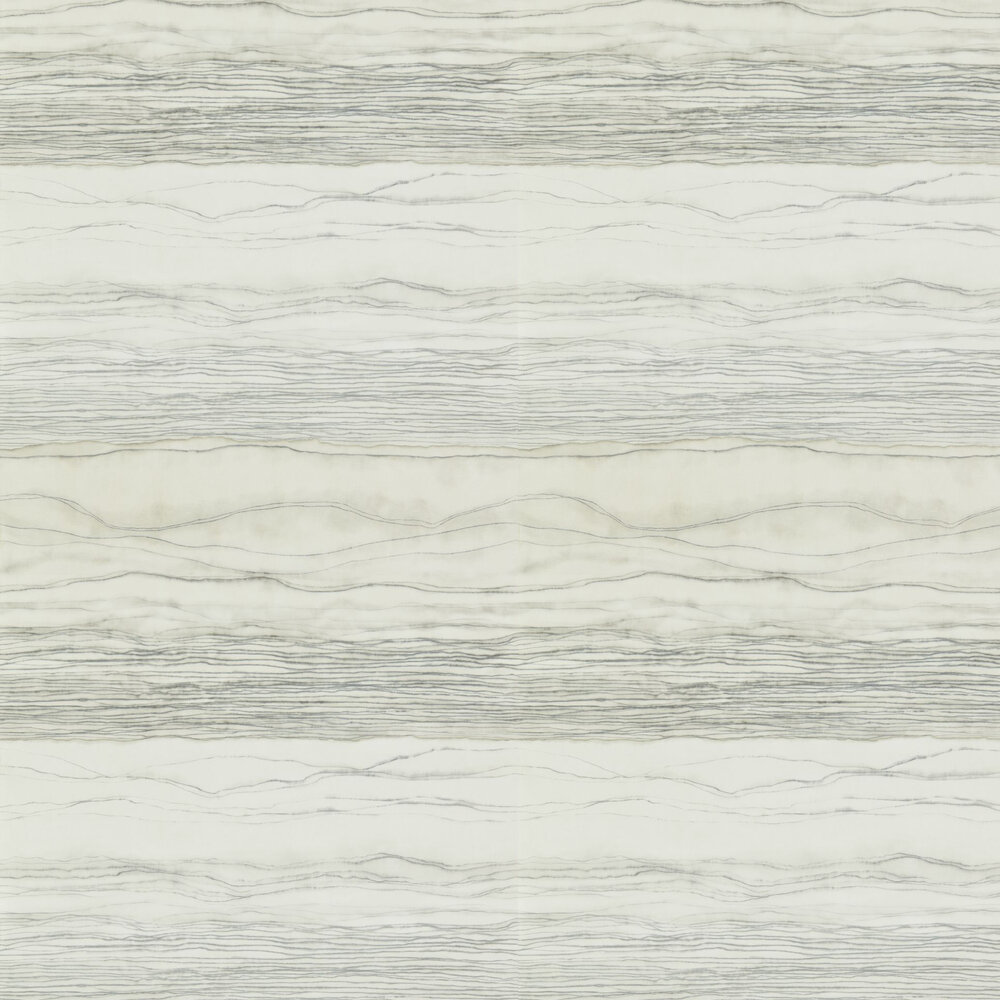 Metamorphic Wallpaper - Ash and Carrara - by Anthology