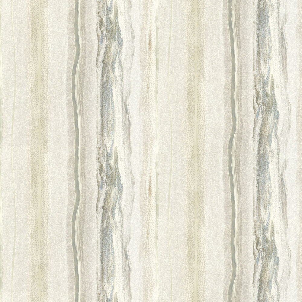 Vitruvius Wallpaper - Limestone and Concrete - by Anthology