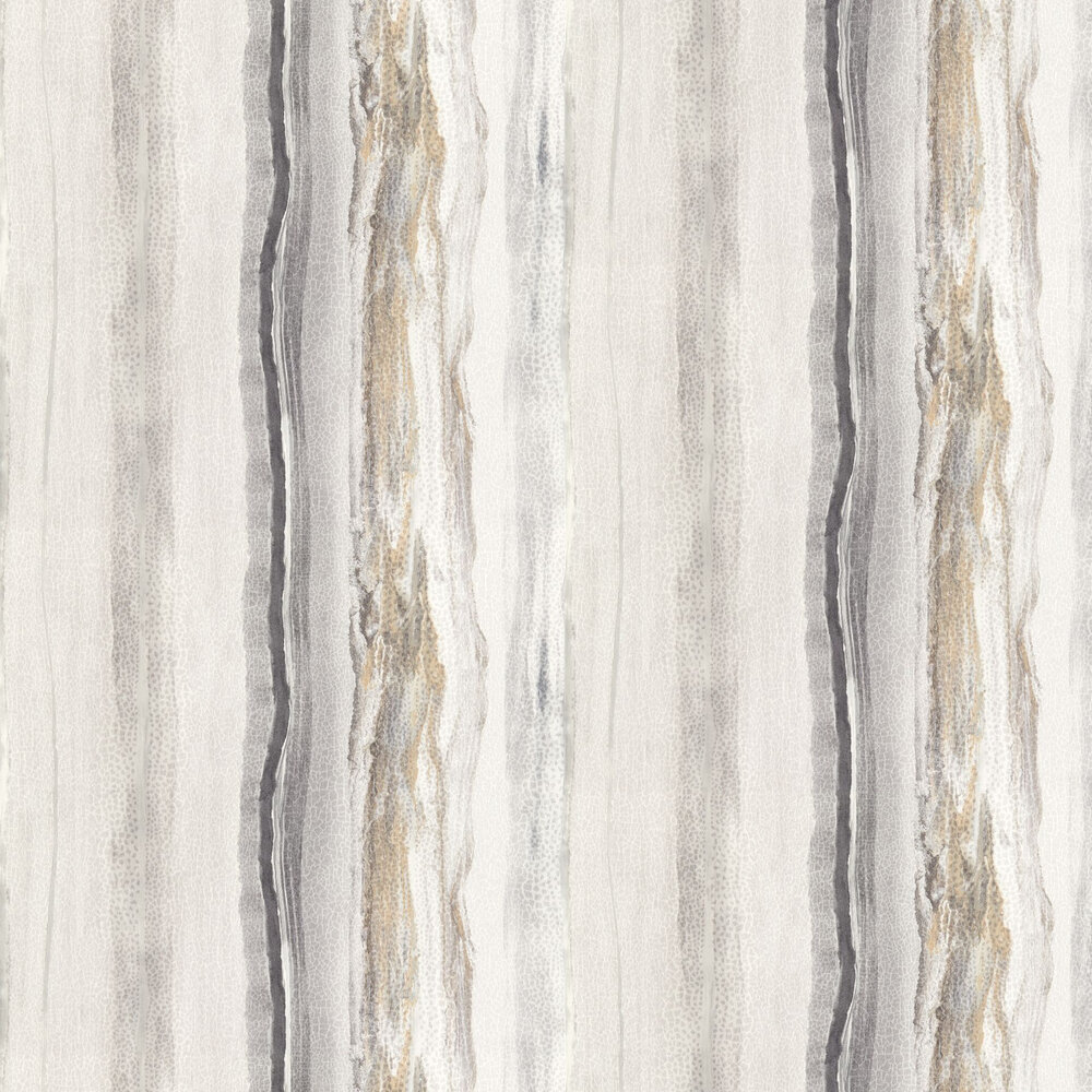 Vitruvius Wallpaper - Cement and Slate - by Anthology