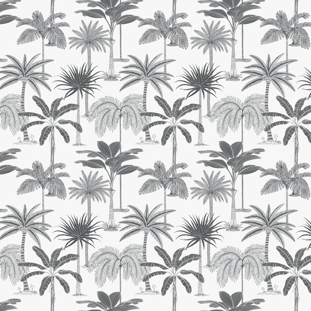 Hooked on Walls Royal Black & White Wallpaper - Product code: 36500