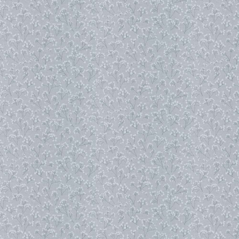 Caselio Poppy Grey Wallpaper - Product code: SNY10025 90 03