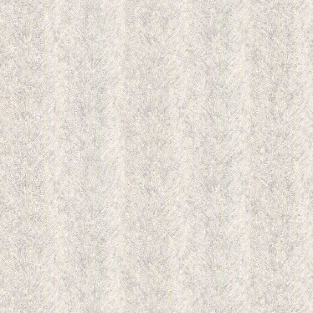 Albany Wolf Fur Faux Cream Wallpaper - Product code: 88714