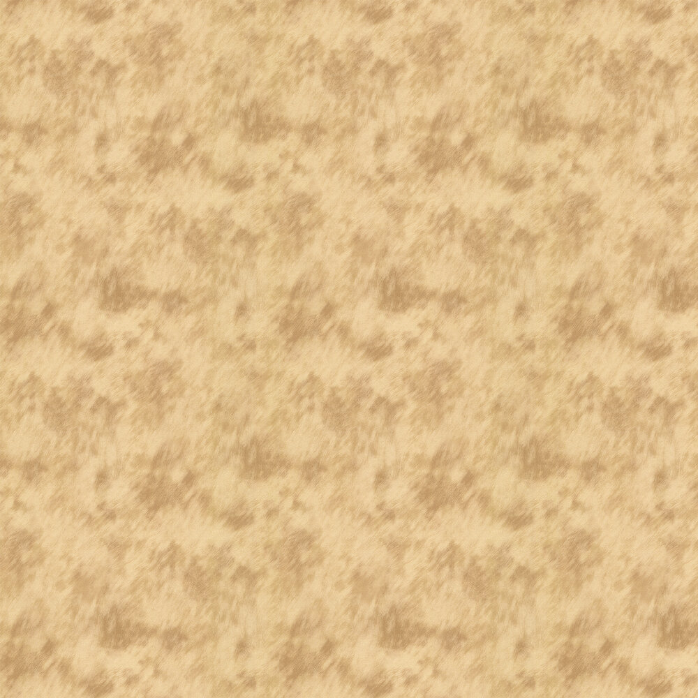 Albany Cow Fur Faux Gold/ Yellow Wallpaper - Product code: 88743