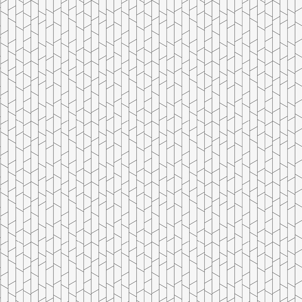 Angle Wallpaper - Black and White - by Engblad & Co