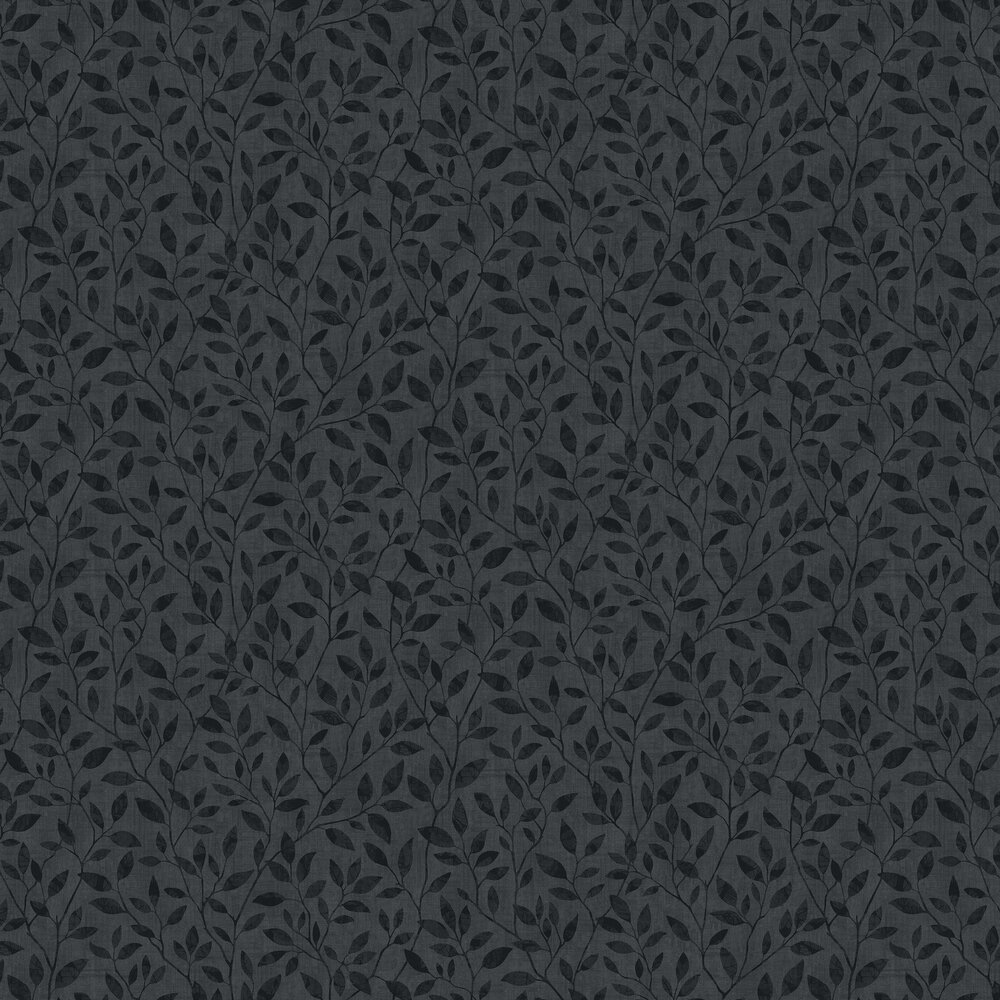 Engblad & Co Willow Grey and Black Wallpaper - Product code: 8836