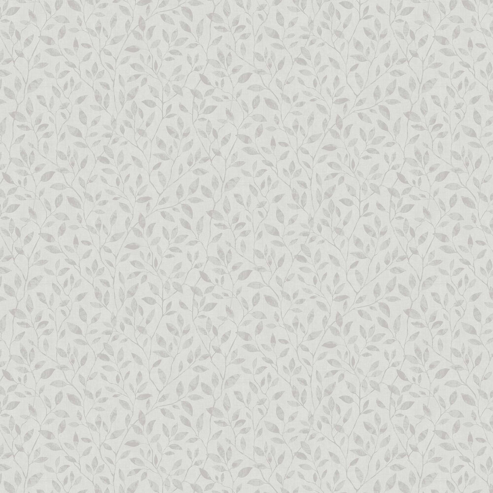 Willow Wallpaper - Pale Grey - by Engblad & Co