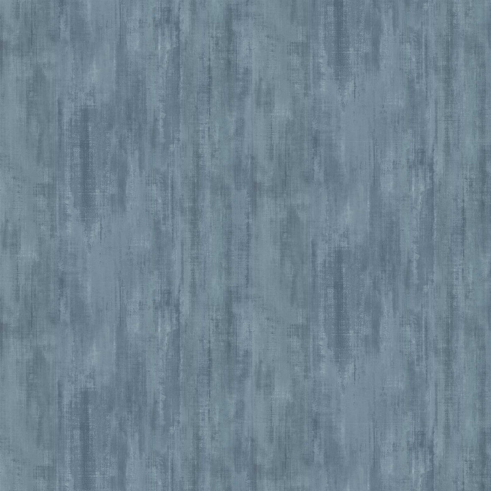 Fallingwater Wallpaper - Teal - by Threads