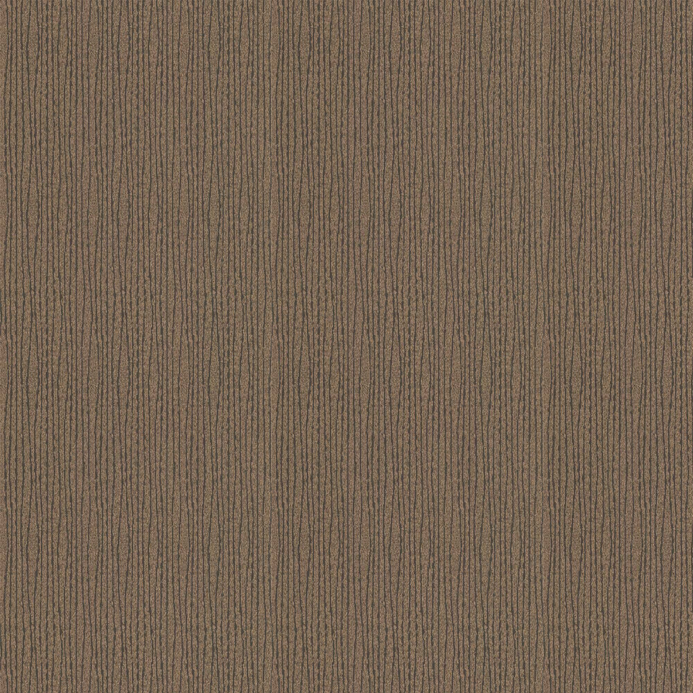 Ventris Wallpaper - Charcoal/ Bronze - by Threads