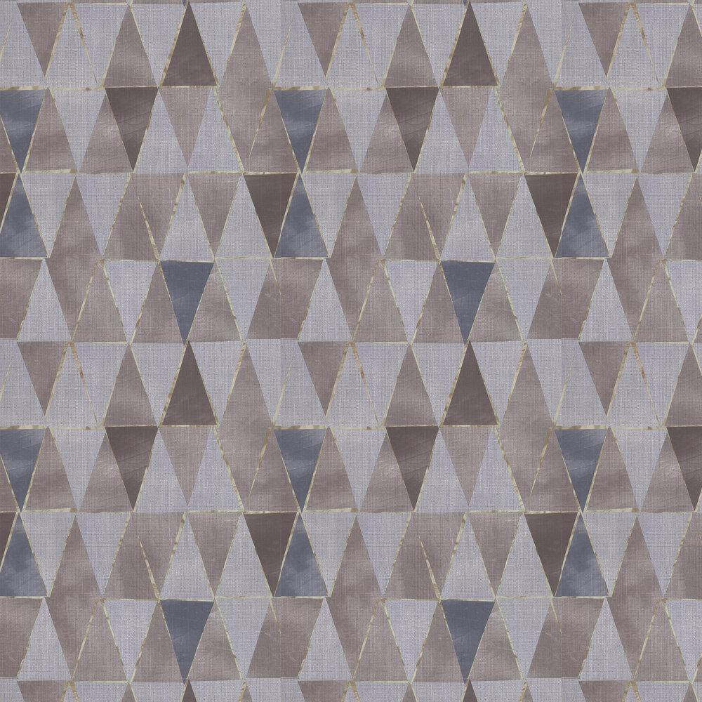 Galerie Diamond Geo Taupe Wallpaper - Product code: SE20532