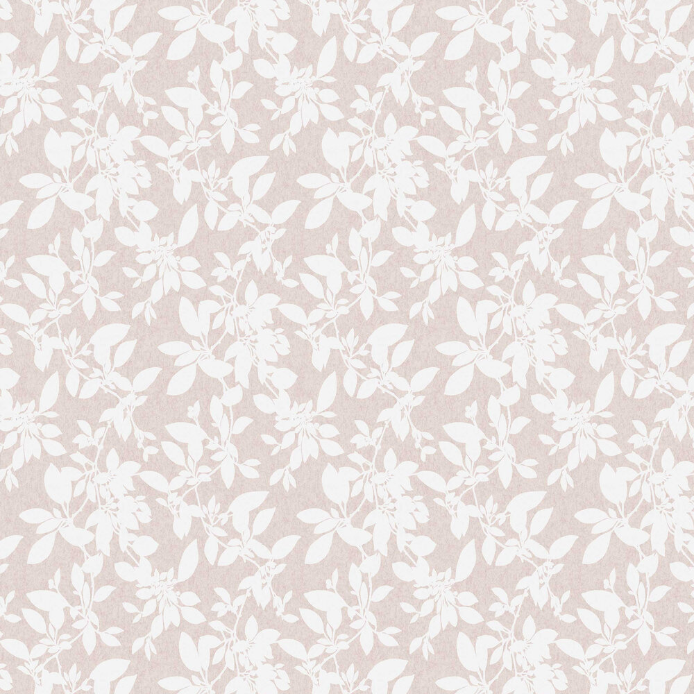 Linden Wallpaper - Blush - by Albany
