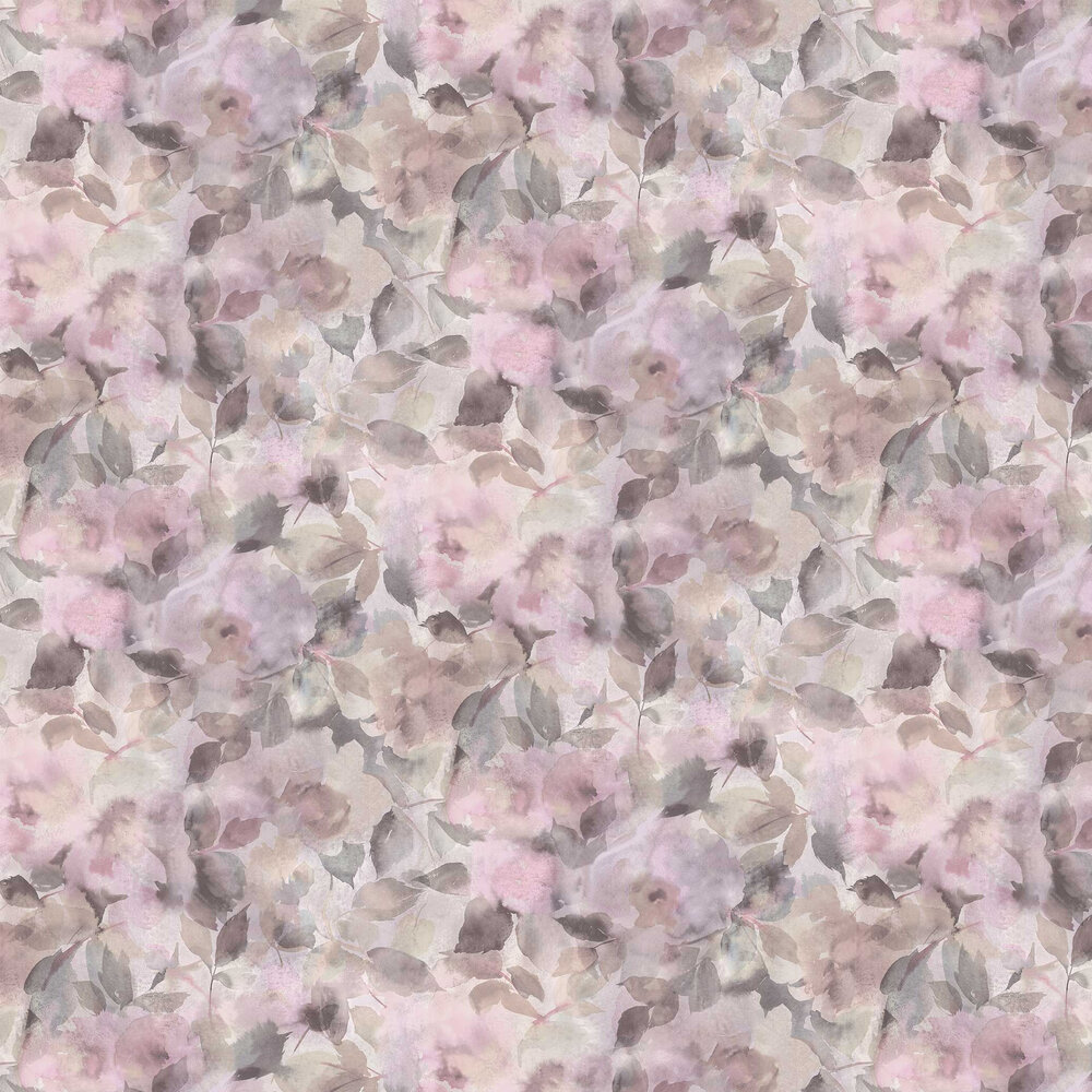 Surimono Wallpaper - Tuberose - by Designers Guild