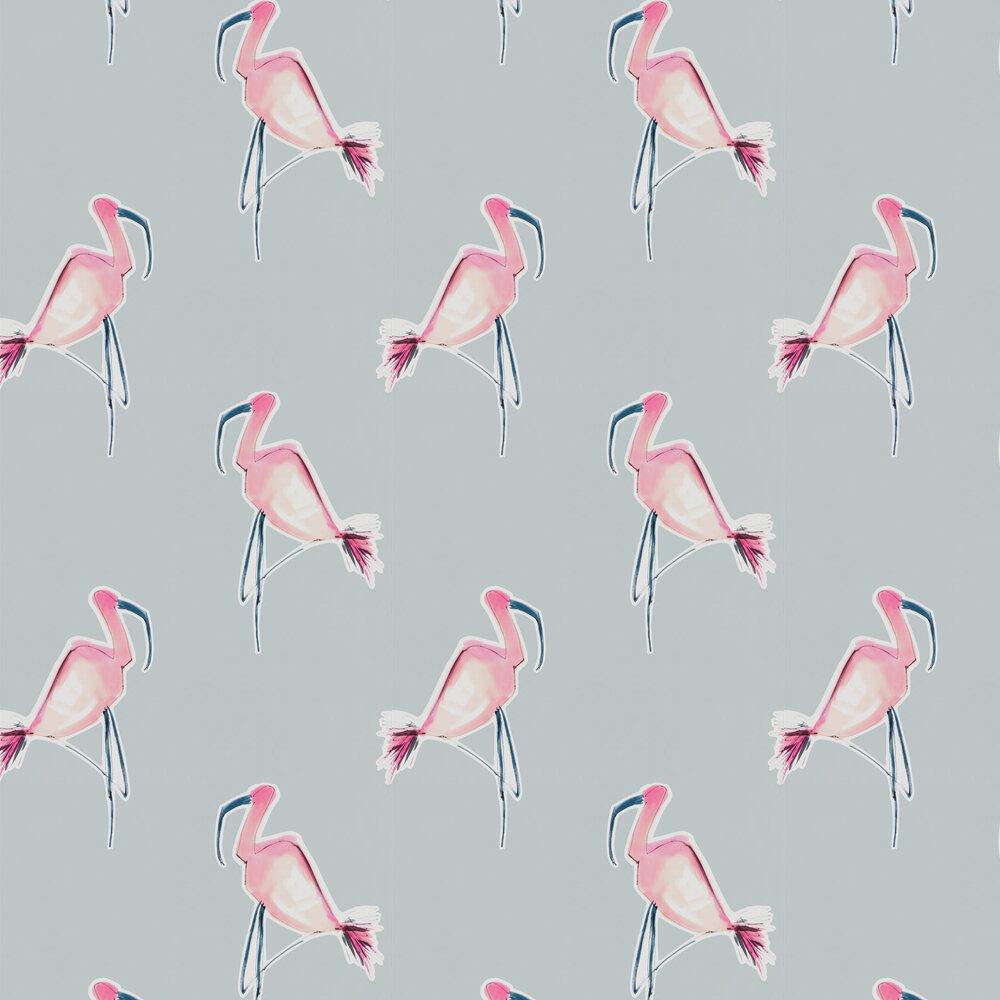 Zanzibar Wallpaper - Bubblegum - by Scion