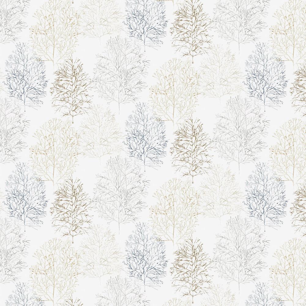 Soetsu Wallpaper - Spice / Raffia - by Scion