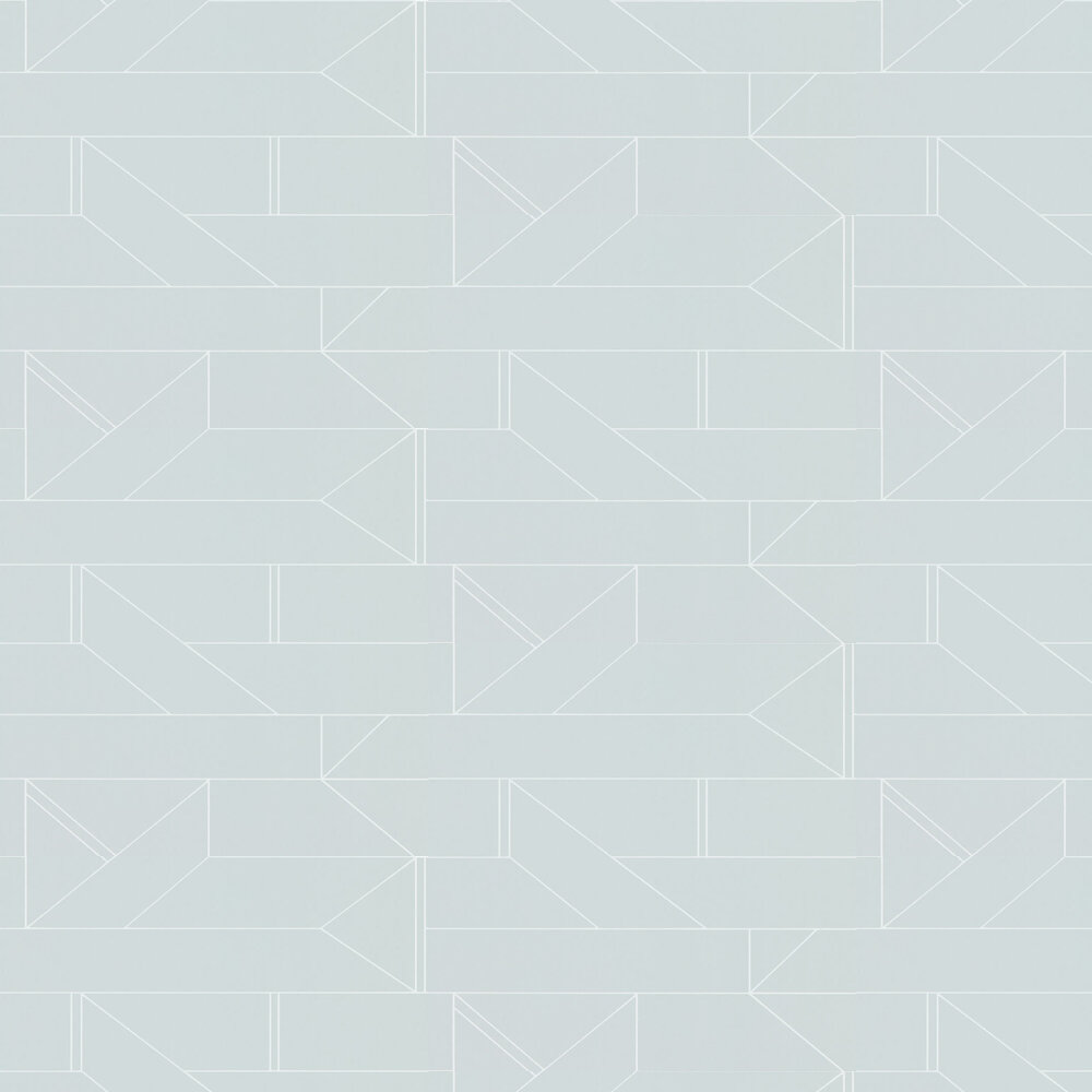 Scion Barbican Pewter Wallpaper - Product code: 112017