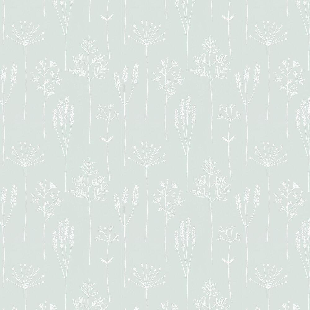 Stipa Wallpaper - Frost - by Scion