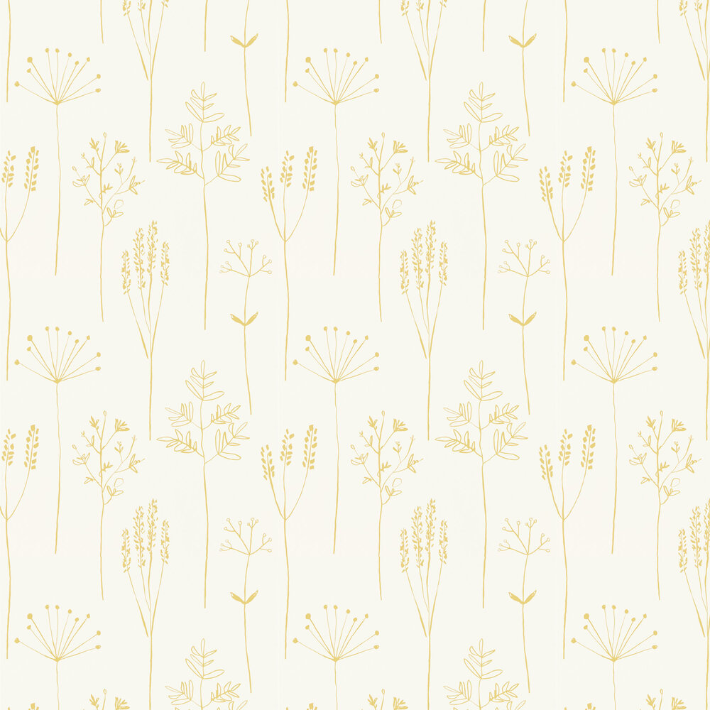 Scion Stipa Honey Wallpaper - Product code: 112021