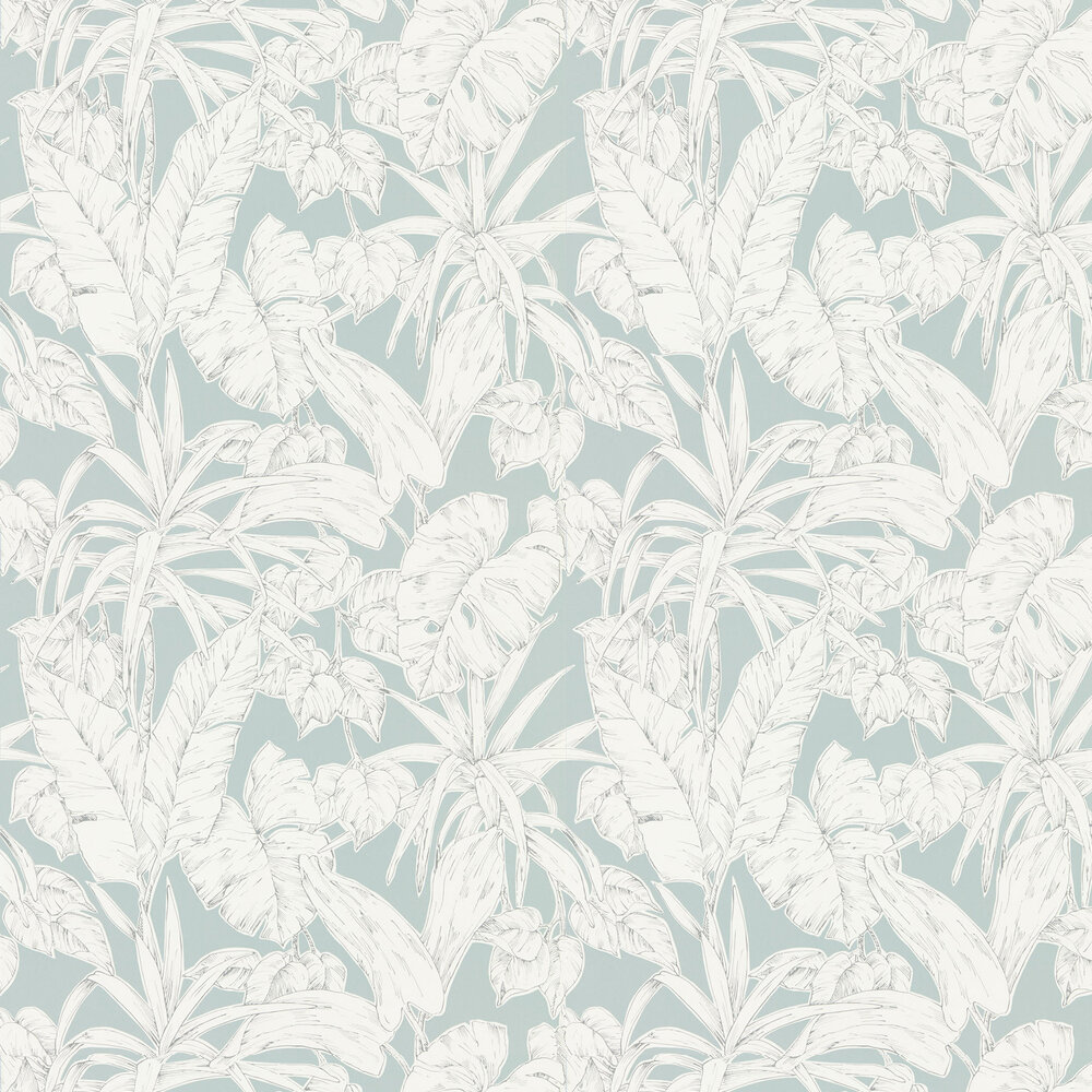 Scion Parlour Palm Fossil Wallpaper - Product code: 112025