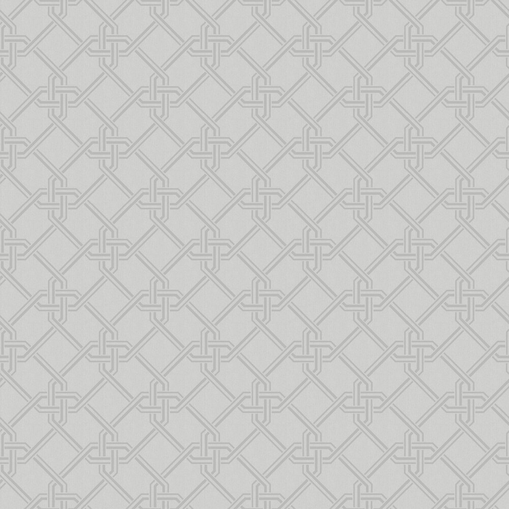 Arthouse Gianni Foil Silver Wallpaper - Product code: 903105