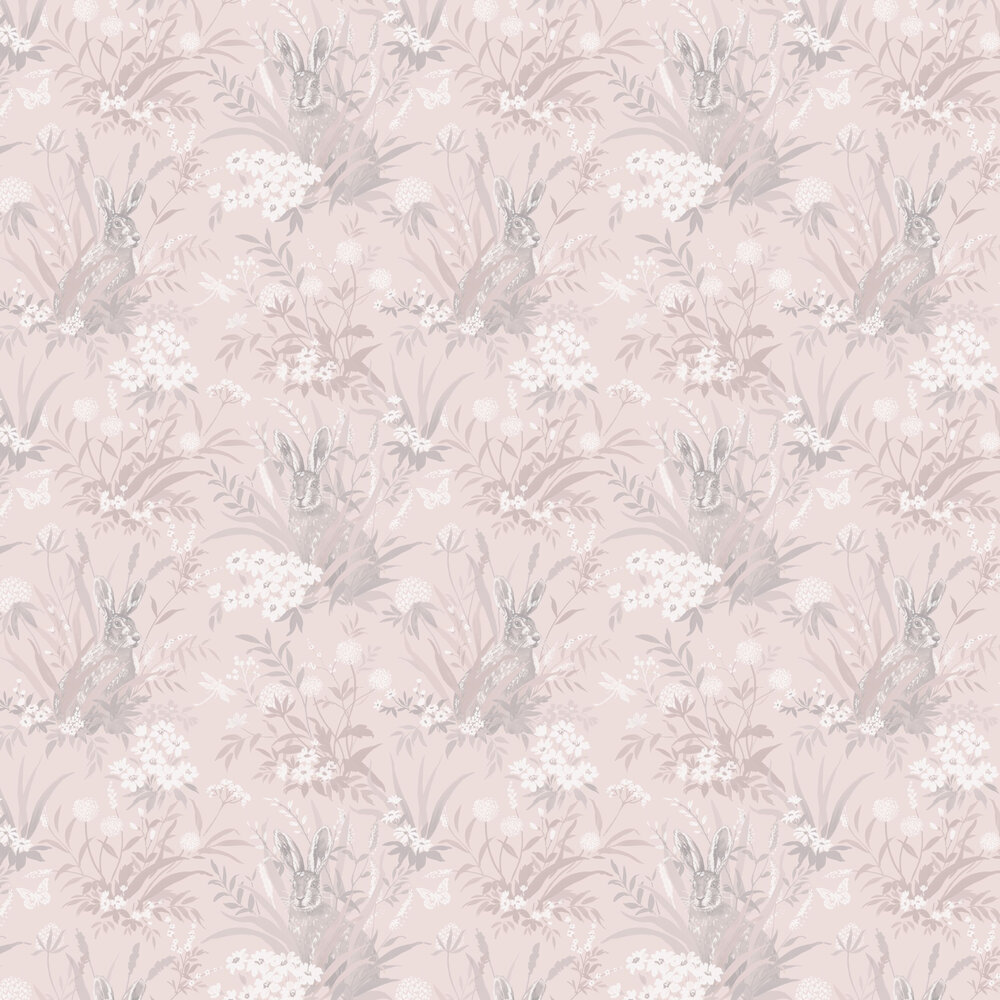 Albany Countryside Pink Wallpaper - Product code: 90810