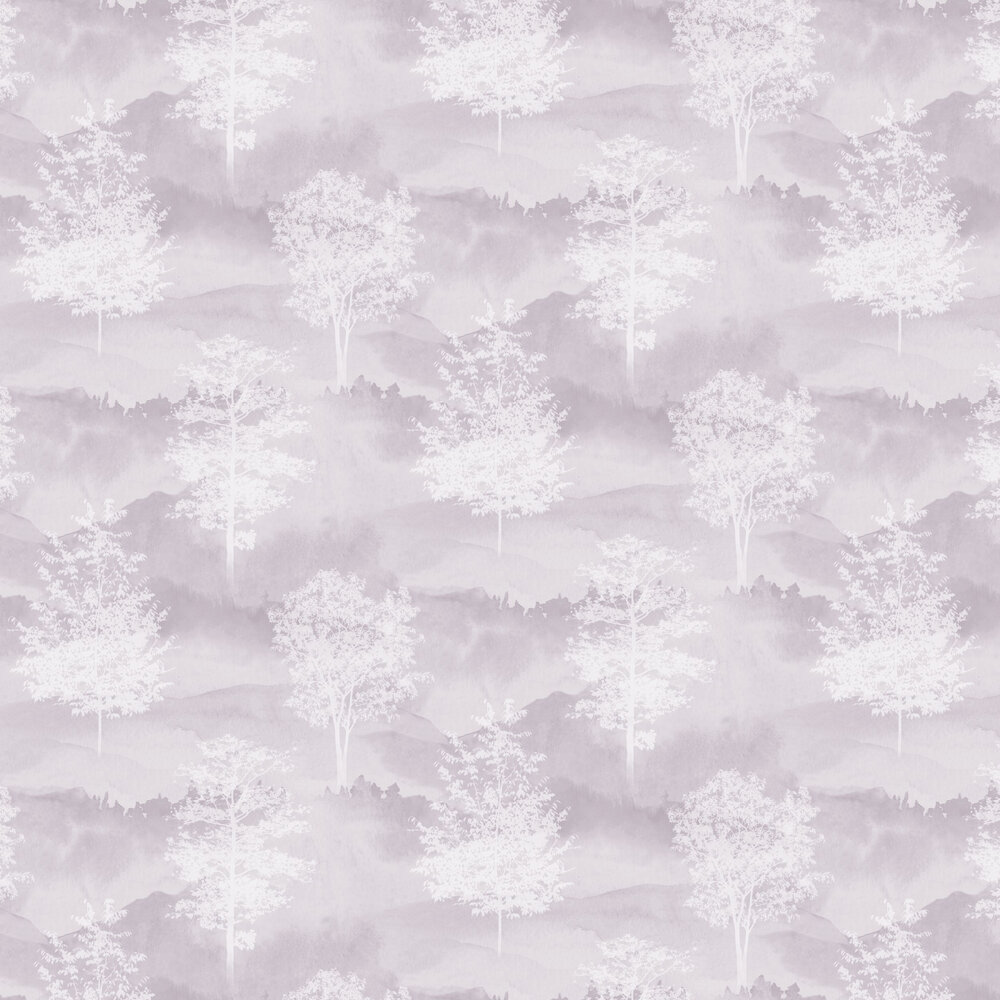 Shetland Wallpaper - Heather - by Albany