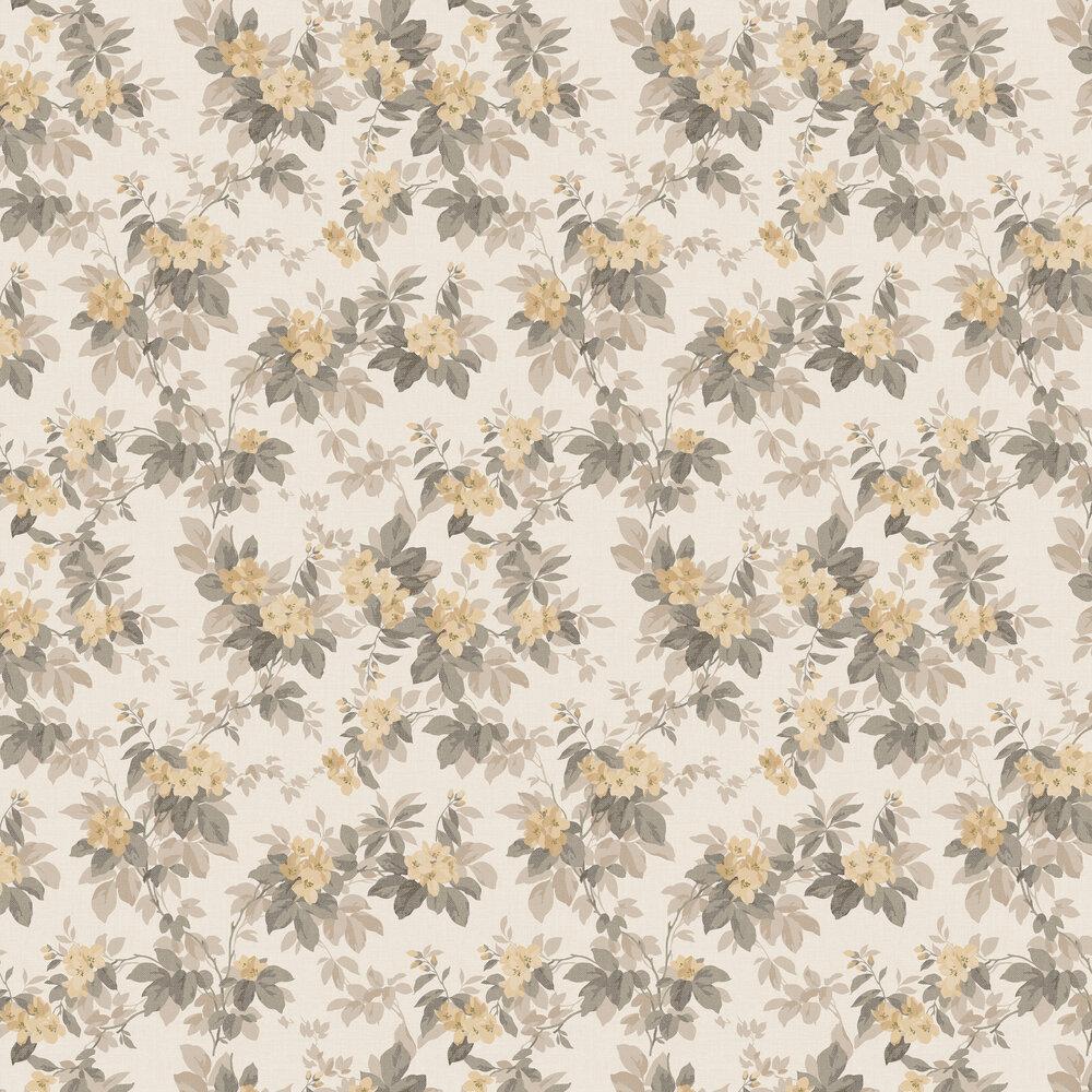 Silene Wallpaper - Peach - by Coordonne