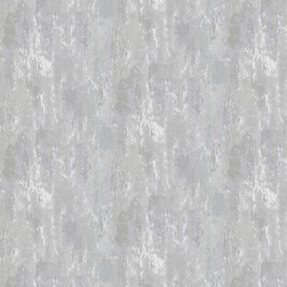 Ajanta Wallpaper - Concrete - by Designers Guild