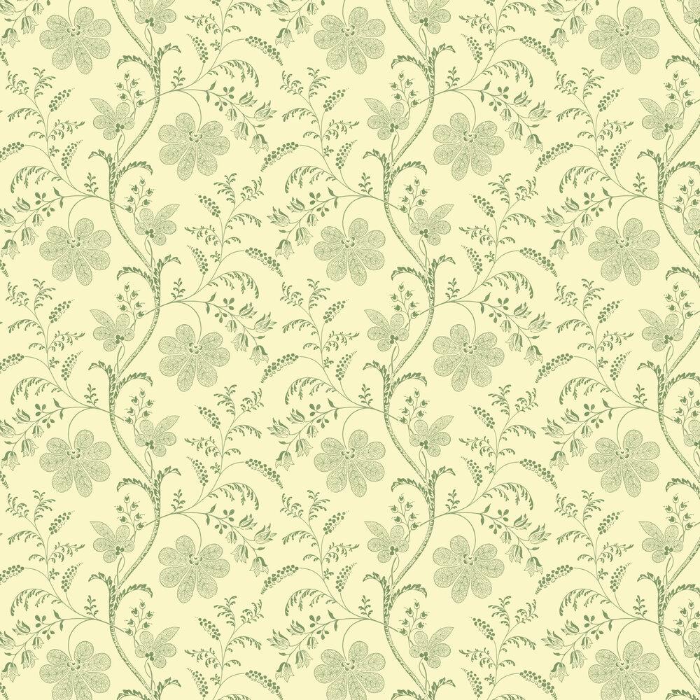 Little Greene Bedford Square Acorn Wallpaper - Product code: 0256BSACORN