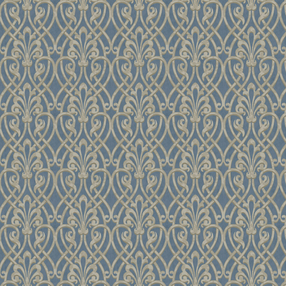 Little Greene Brook Street Elysian Wallpaper - Product code: 0256BKELYSI