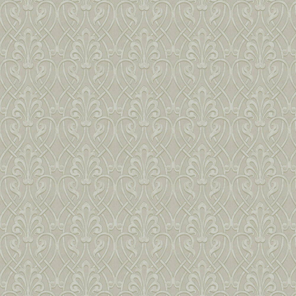 Brook Street Wallpaper - Palazzo - by Little Greene