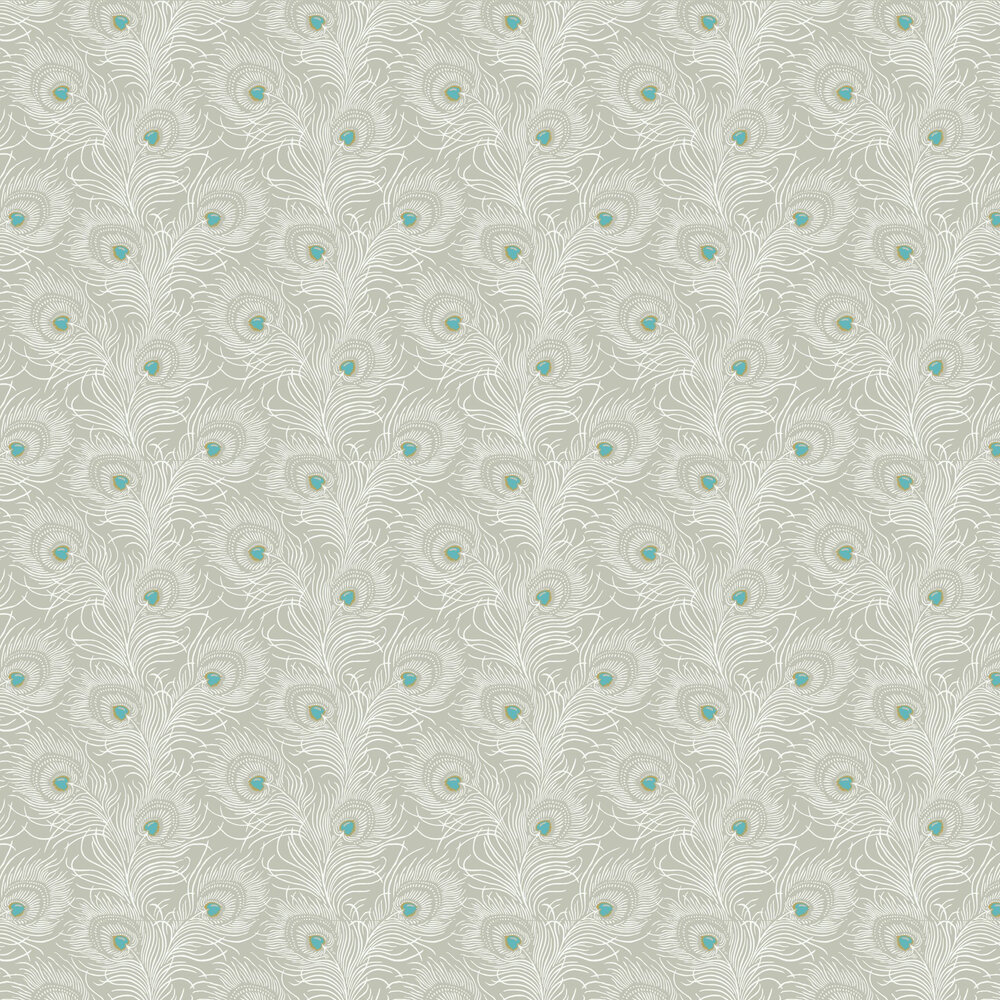 Little Greene Carlton House Terrace Pompon Wallpaper - Product code: 0256CTPOMPO