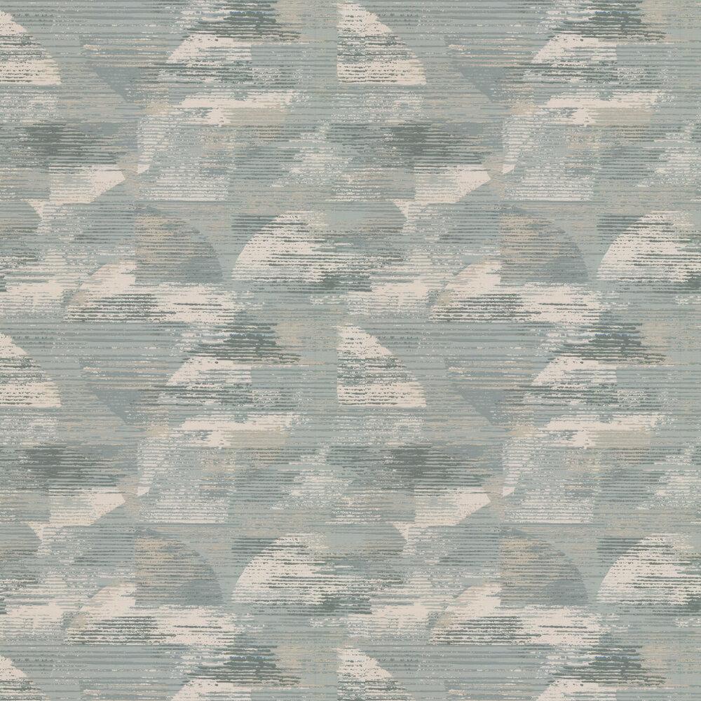 Villa Nova Hockley Verdigris Wallpaper - Product code: W594/01