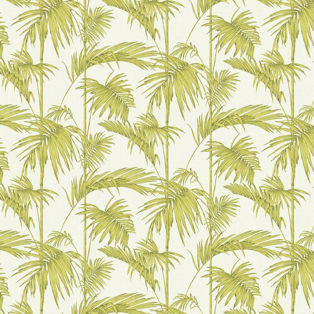 Metropolitan Stories Palm Green Wallpaper - Product code: 36919-4
