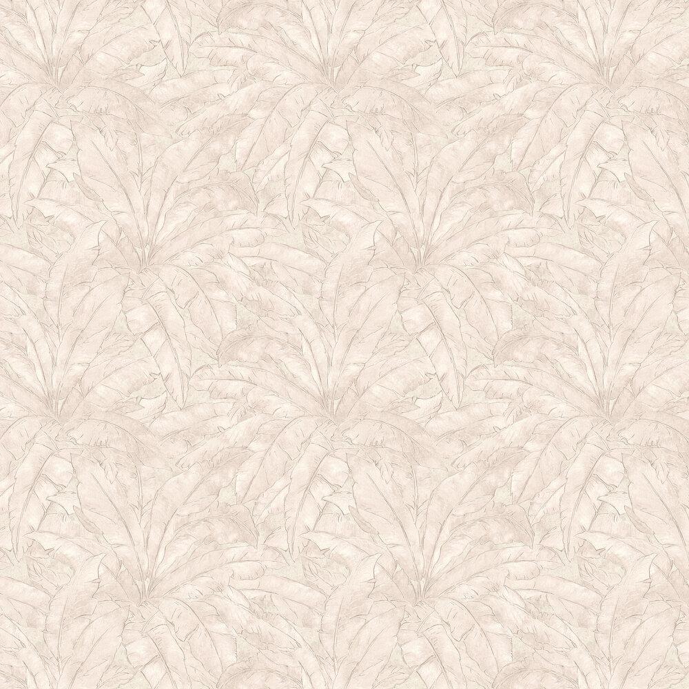 Metropolitan Stories Jungle Leaf Cream Wallpaper - Product code: 36927-2
