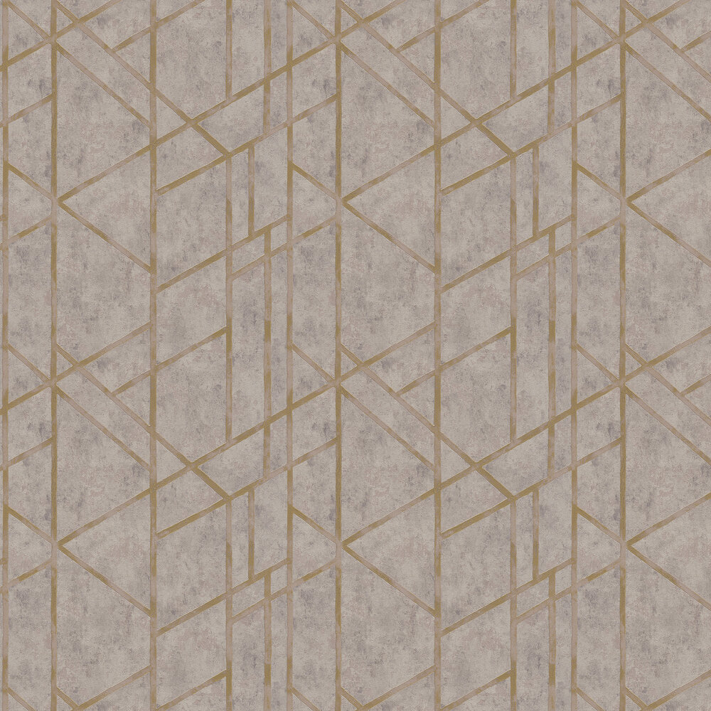 Metropolitan Stories Geometric Grey Wallpaper - Product code: 36928-3