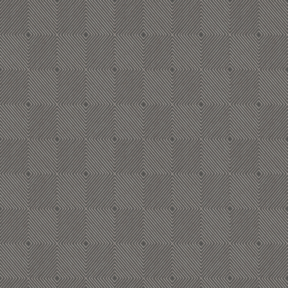 Metropolitan Stories Geometric Grey Wallpaper - Product code: 36926-1