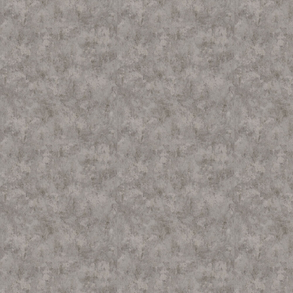 Plaster effect Wallpaper - Charcoal Grey - by Metropolitan Stories