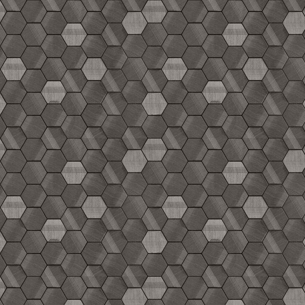 Lamborghini Murcielago Hexagon Feature Graphite Wallpaper - Product code: Z44804