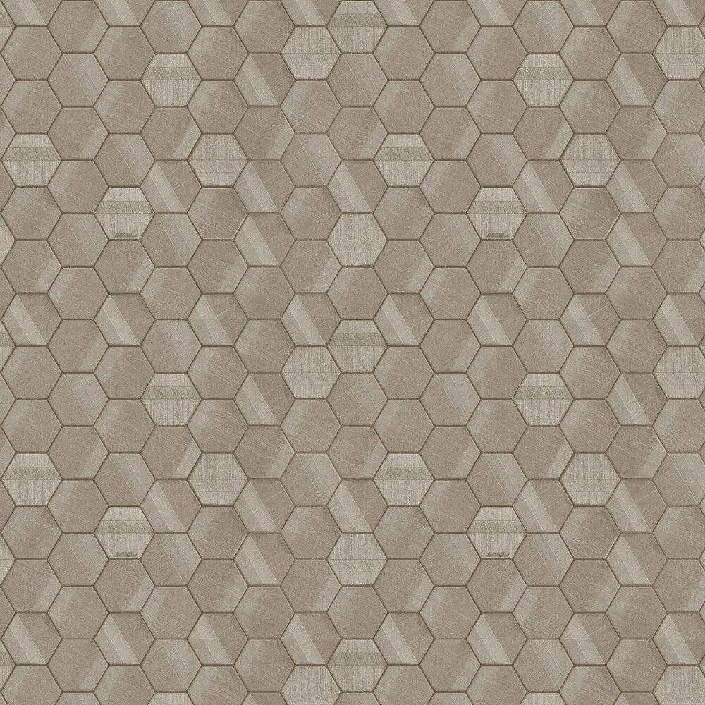 Lamborghini Murcielago Hexagon Feature Taupe Wallpaper - Product code: Z44807